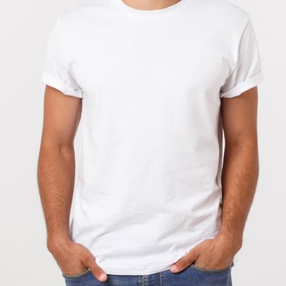 Tシャツ着こなし型